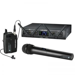Audio-Technica ATW-1312/L Handheld & Lavalier Dual System
