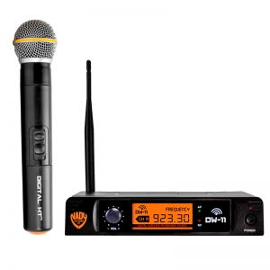 Nady DW-11 Digital Wireless Microphone System