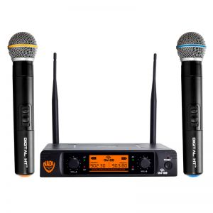 Nady DW-22 Dual Digital Wireless Microphone Systems