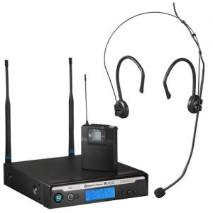 Electro-Voice R300 wireless mic system - Headworn