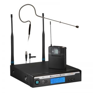 Electro-Voice R300 wireless mic system - Lapel