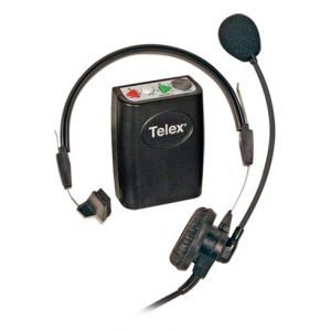 Telex Professional Wireless Communication System - Add a Person
