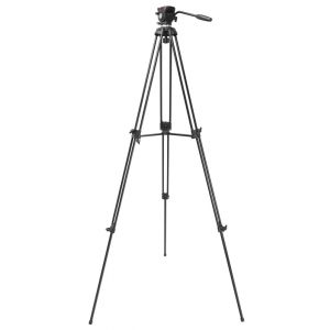 AVTronics Tripod with Fluid Head Package