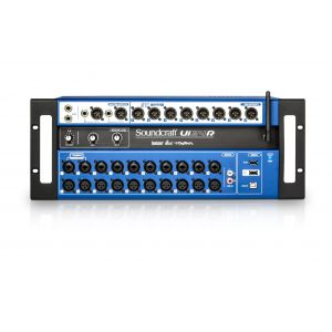 Soundcraft Ui24R 24-Channel Digital Mixer / Multi-Track USB Recorder with Wireless Control