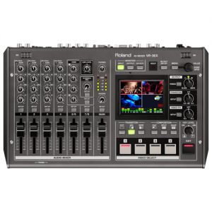 Roland VR-3EX A/V Mixer with USB Streaming