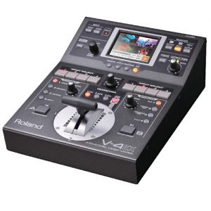 Roland V-4EX 4 Channel Digital Mixer