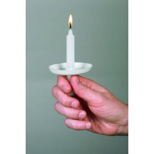 Molded Candleholder - 50 Pack