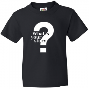 Whats Your Story - Men's