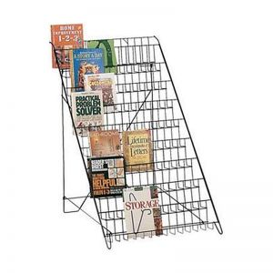 10 Shelf Standing Wire Rack