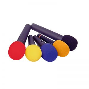 Microphone Windscreen - 5 Color Pack