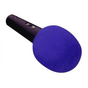 Microphone Windscreen - Blue