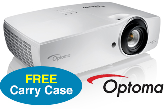 Optoma EH465 4800 Lumen WUXGA DLP Projector