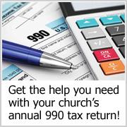 Church 990 Tax Return Service