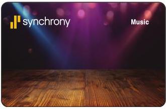 Kingdom Credit Card from Synchrony
