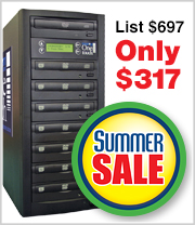 Lowest price ever on our most popular Duplicator