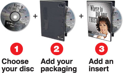 cd and dvd duplication easy steps