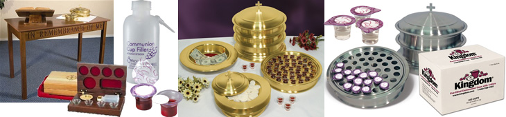 Communion Supplies