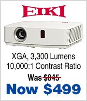 Eiki EK-102X Projector