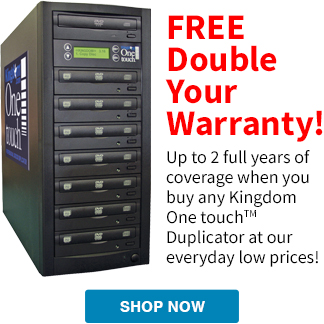 Kingdom One touch Duplicators