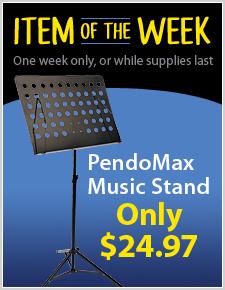 PendoMax Music Stand