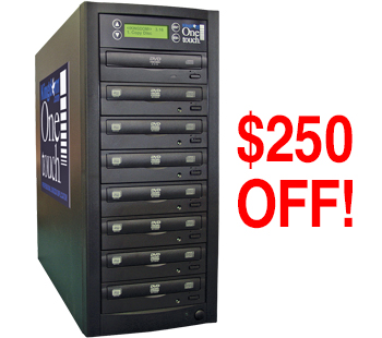 7-Copy Kingdom One touch Duplicator just $347