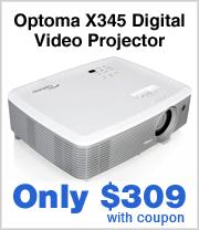 Optoma KVPO345X - 3200 ANSI Lumens Projector