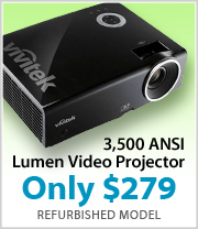 Video Projector just $279