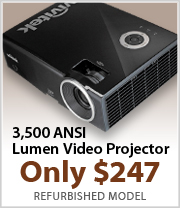 Video Projector just $247