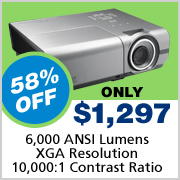 Video Projector just $1297