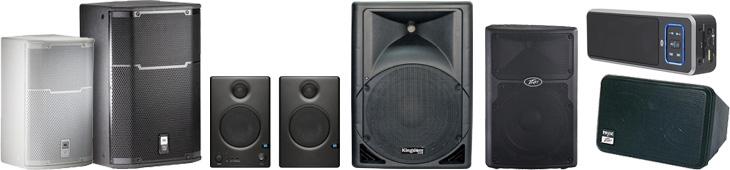 Loudspeakers and Audio Monitors