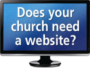 does your church need a website