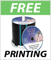 Free OnDisc Printed Discs