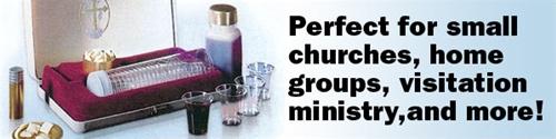Portable Communion Sets