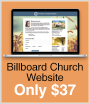 Billboard Website just $37