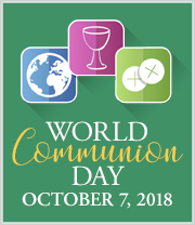 Get ready for World Communion Day