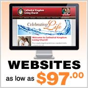 Websites as low as $97