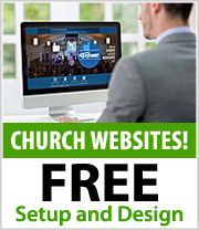 Free Set-up on Church Websites and Apps