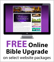 Free Bible Upgrade for Websites