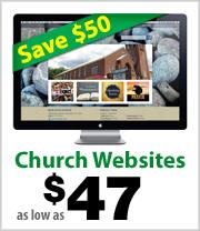 $50 off Set-up on Websites from Kingdom