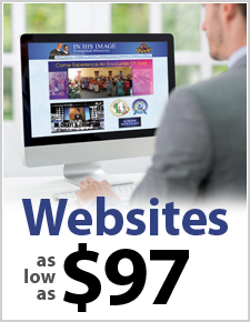 Websites as low as $97